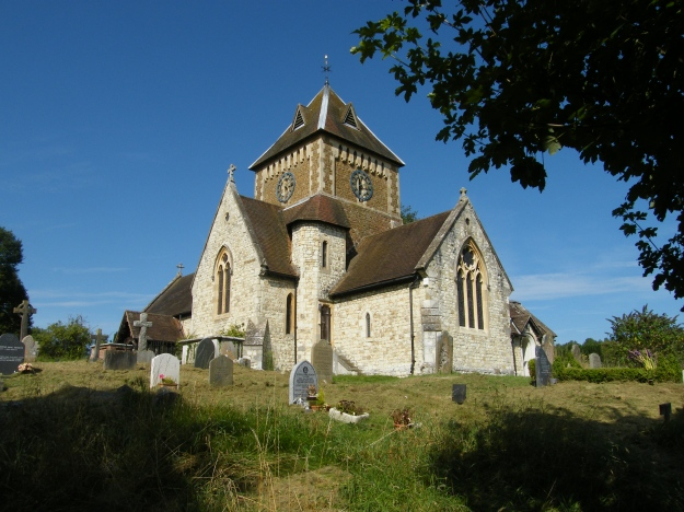 Seale Church from SE