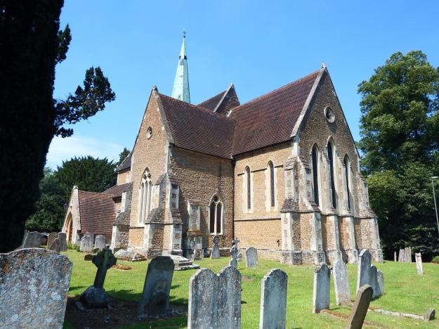 Shalford Church