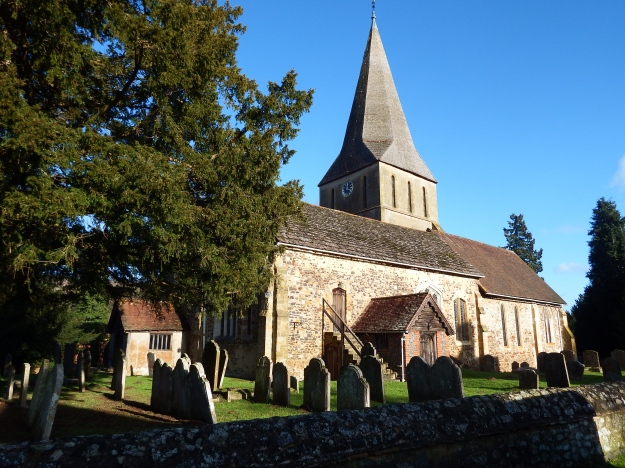 Shere Church