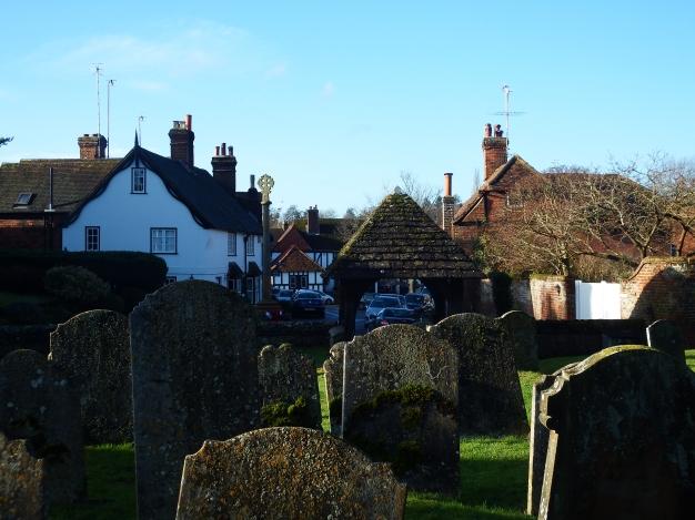 Shere graveyard